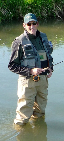 Andy Grey Fly Fishing Instructor and Guide